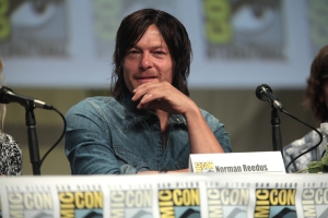 Norman Reedus of The Walking Dead and The Boondock Saints fame.
